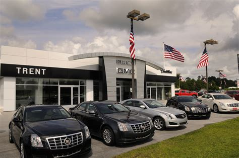 trent cadillac buick gmc about trent cadillac buick gmc in new bern near jacksonville
