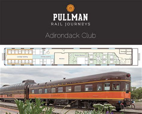 Pullman Sleeper Car by Pullman Service Proposed Ncpr News