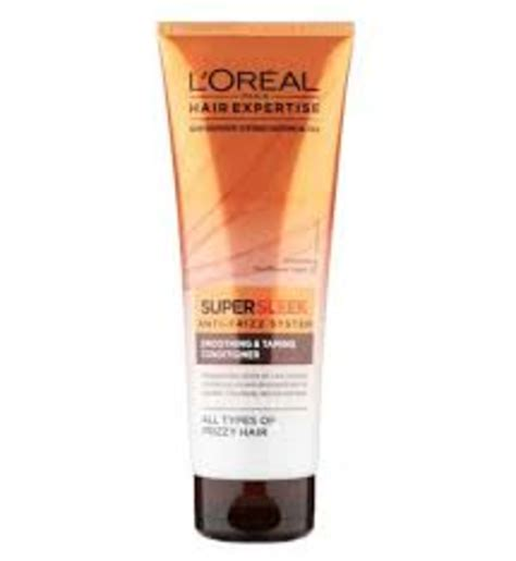 Loreal Smoothing l oreal supersleek smoothing conditioner