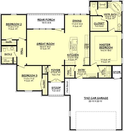 1000 images about homes on pinterest floor plans