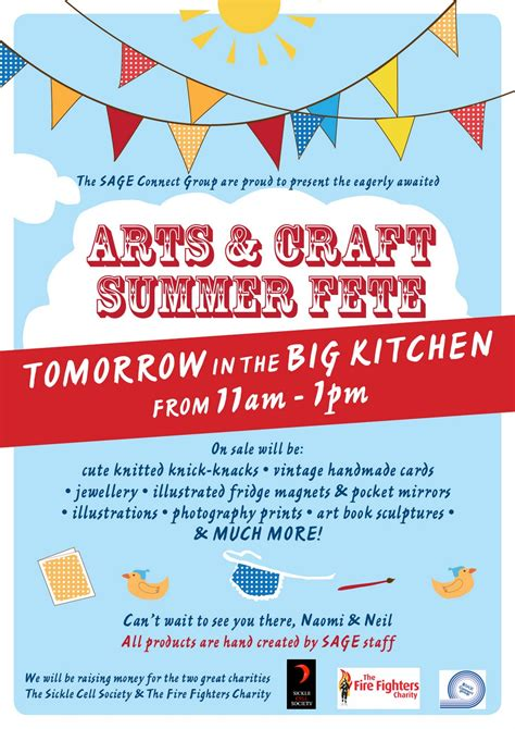 fair flyer template free summer fete poster summer fair poster poster
