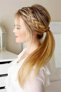 easy hairdo best 25 long hairstyles ideas on pinterest in style