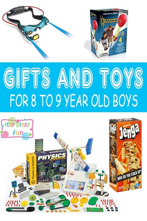 best gifts for 8 year old boys in 2017 birthdays gift