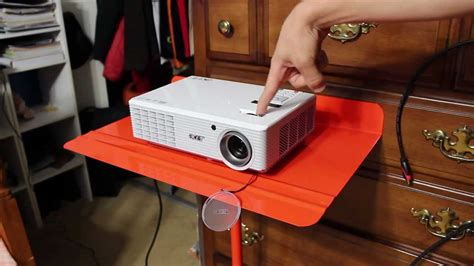 Projector Acer H5360 acer h5360 3d projector in depth review