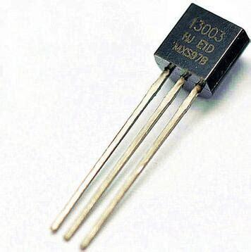 Transistor Mje13003 1 100pcs lot mje13003 e13003 13003 to 92 1 5a 450v