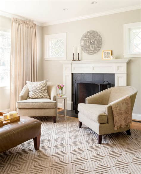 taupe living room simply taupe traditional living room boston by