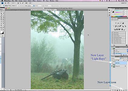 cara edit foto x ray 6 cara sederhana membuat efek ray of light rol di dalam