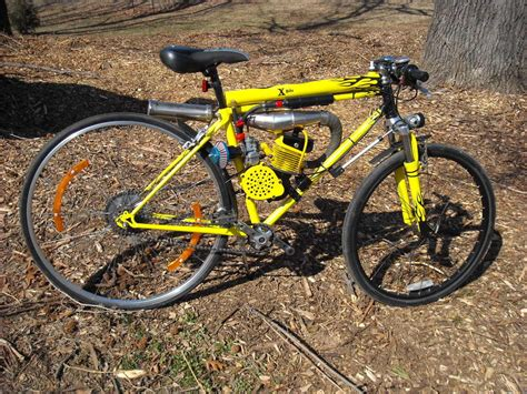 All About Bicycle 3 motorized bicycles all