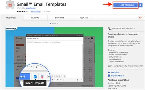 How To Import Mailchimp Templates Cloudhq Support Mailchimp Import Template