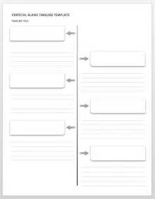 Timelines Templates by Free Blank Timeline Templates Smartsheet