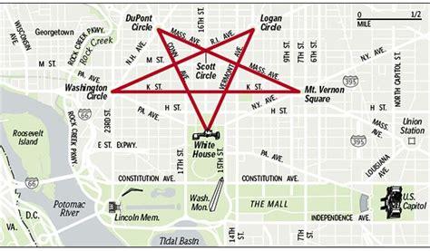 washington dc map satanic its time ats debunk washington massonic illuminati