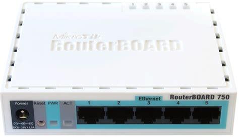 Mikrotik Hex Rb750g R3 perbedaan routerboard mikrotik rb750 rb750g dan rb750gl