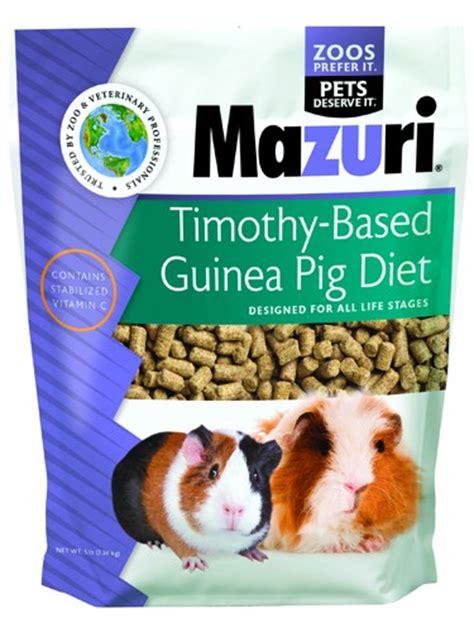 Mazuri Guinea Pig Pellet Pelet Marmut mazuri timothy based guinea pig diet 5lb