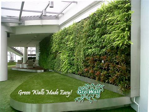 atlantis vertical garden solutions gro wall product ods