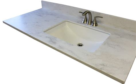 Corian Bathroom Vanity Tops Corian Vanity Top Style Vanity Tops And Side