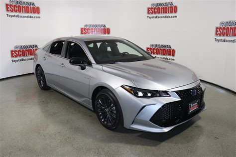 2019 toyota avalon xse new 2019 toyota avalon hybrid xse 4dr car in escondido