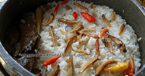 Ikan Asin Jambrong Dan Ikan Teri resep masakan sunda nasi liwet ikan teri asin tanpa santan aneka resep masakan sederhana kreatif