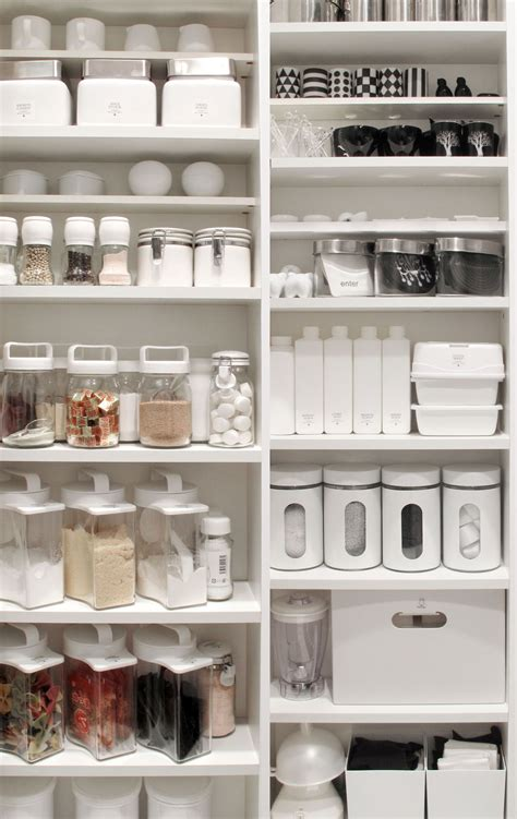 tips   perfectly organized pantry home kitchens