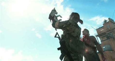 Metal Gear Solid V The Phantom Pc Windows Offline metal gear solid v the phantom sur pc nvidia