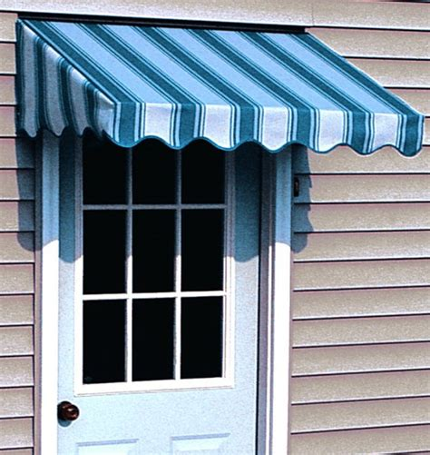 exterior awnings and canopies 2700 series door awning