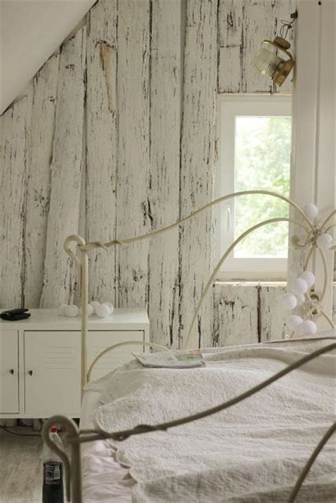 White Cabin by White Vintage Home Chippy Shabby Chic White Gray