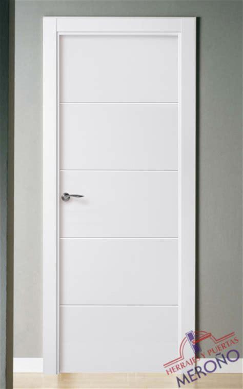 cristales puertas interiores puertas lacadas blancas de interior mod mml4