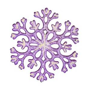 White snowflake clipart purple snowflakes clipart