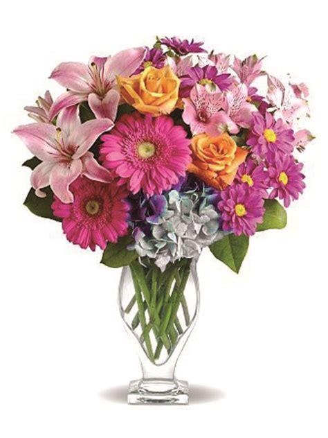 foto bouquet di fiori bouquet di fiori multicolore rosa gialli e verdi