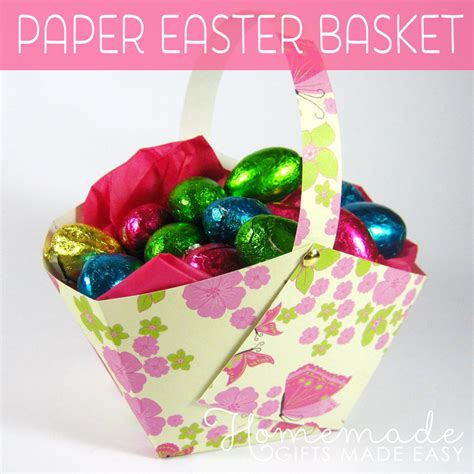 easter gifts homemade easter gift ideas