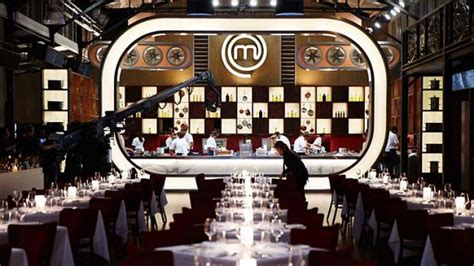 pressure s on as masterchef studio unveiled