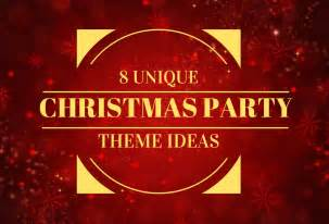 8 unique christmas party theme ideas jd parties