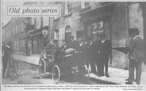 Car Garages In Carlow by Car In Carlow 1907