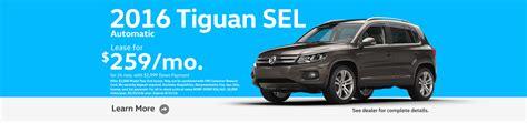 volkswagen lease deals los angeles new 2016 volkswagen lease specials santa los