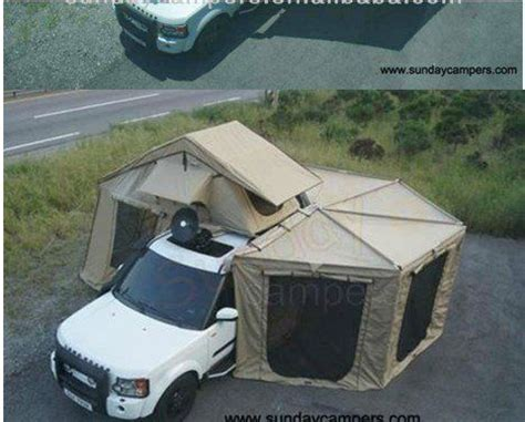 roof top tent awning car roof top tent with side awning fox awning china
