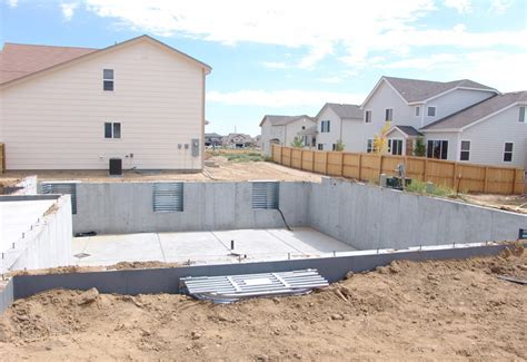 types of foundations for houses tml home inspectors inc foundations structure