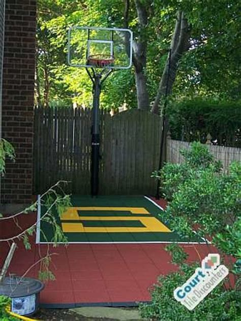 small backyard basketball court small backyard basketball court contemporary home gym
