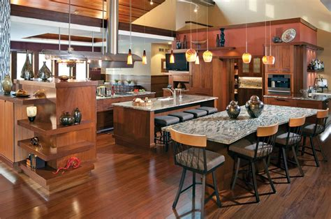 open kitchen island designs open contemporary kitchen design ideas idesignarch