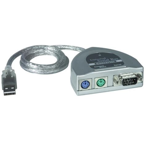 Adaptor Ps2 Slim Seri 7 usb rs232 legacy serial console port adapter converter ps2