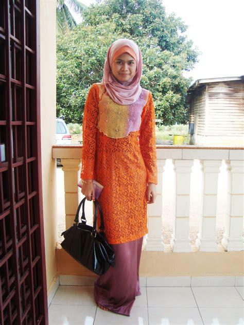 Baju Flag Maxy iylia chica blossom box custom made kurung moden my eid mubarak s 2011
