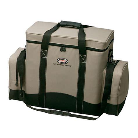 coleman water on demand carry bag beige black 2000007103