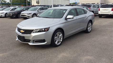 impala silver 2016 chevrolet impala ls silver metallic roy nichols
