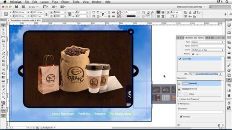 tutorial indesign animation indesign cs6 interactive documents