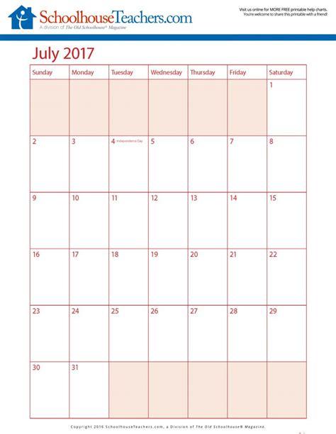 printable calendar resources 2u free printable calendars 2016 2017 schoolhouse teachers