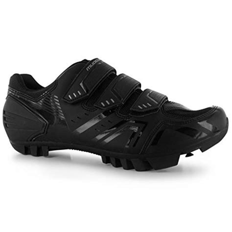 bike footwear mens muddyfox mtb100 cycling shoes new