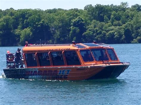 jet boat lewiston hours jet boat battle on lower niagara heats up as tourism hits
