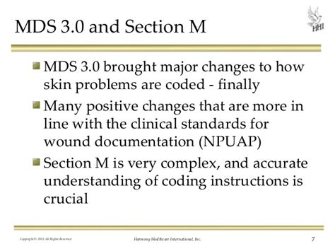 mds 3 0 section c m is for miscoding