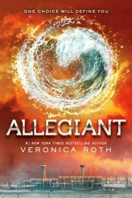 y the last book three allegiant novel