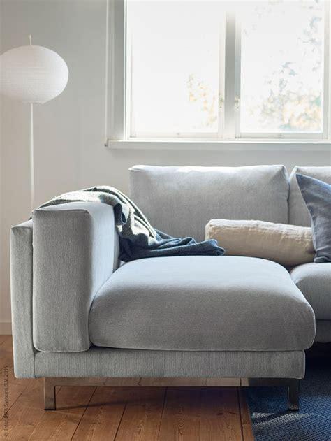 ikea one person sofa ikea nockeby sofa stue pinterest svart ikea och livet