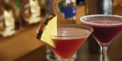 Happy Hour Moroccan Vodka Cocktail by Bonefish Grill Blueberry Martini Recipe