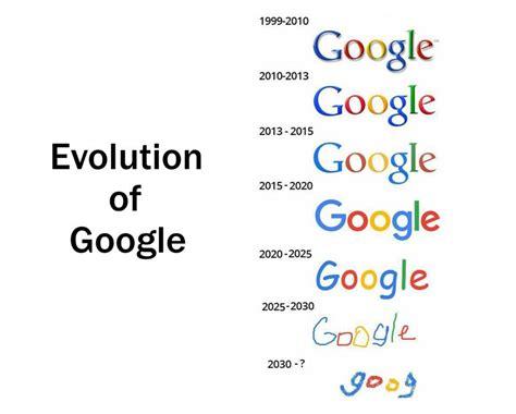 Memes De Google - evolution of google logo google know your meme